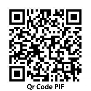 Qr Code PIF