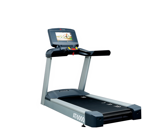 Smart treadmill Alatech Attacus AT6000TFT